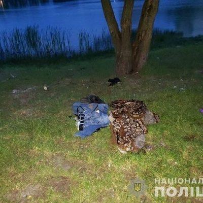 Под Киевом девятиклассник утонул после выпускного