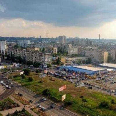 Названы улицы Киева с самым загрязненным воздухом