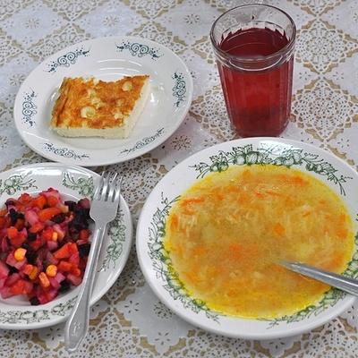 Малообеспеченные жители Печерского района будут получать горячее питание