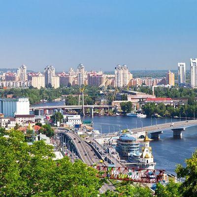 В Киеве хотят переименовать улицу Российскую