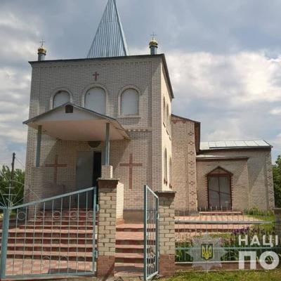 За сутки в Киевской области ограбили три церкви