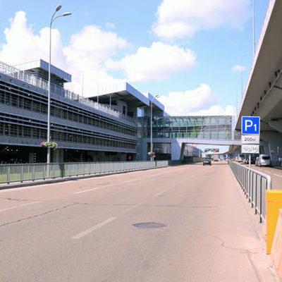 Аэропорт Борисполь снизил цену на парковку