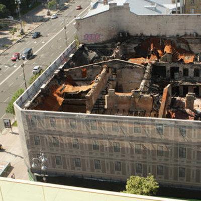 Как будет выглядеть Центральный гастроном после реконструкции (фото)