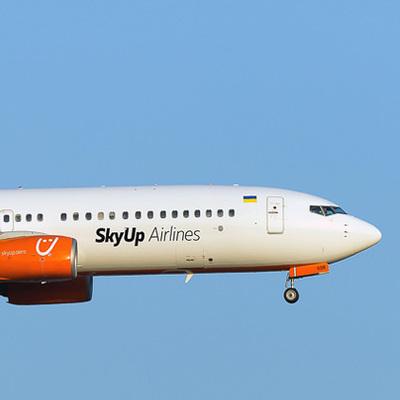 Лоукостер SkyUp Airlines открыл новые рейсы из Киева
