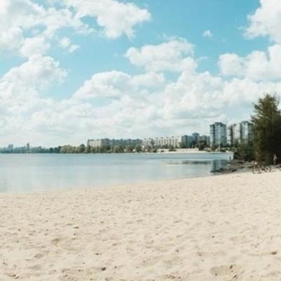 На пляжах Киева нашли кишечную палочку