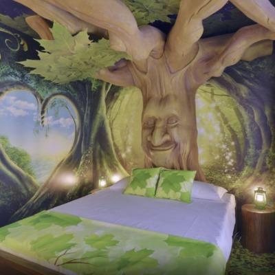 В Италии открылся отель, посвященный магии и волшебству