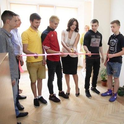 В Киеве открыли первое социальное общежитие для детей-сирот