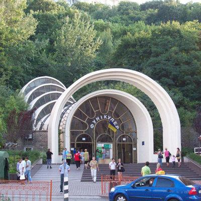Киевский фуникулер закроют на ремонт