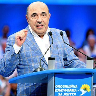 Рабинович: Воплотив в жизнь программу нашей партии, мы сделаем Украину успешной