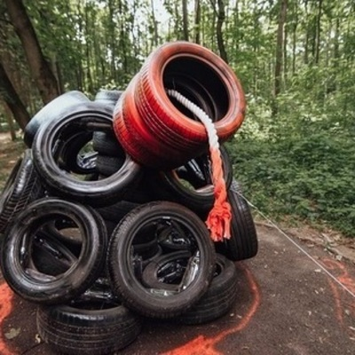На ВДНХ появились экологические арт-инсталляции