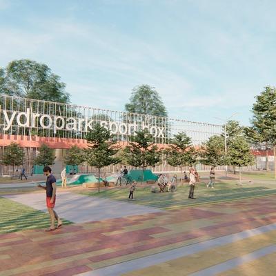 Каким может стать столичный Гидропарк после обновления (фото)