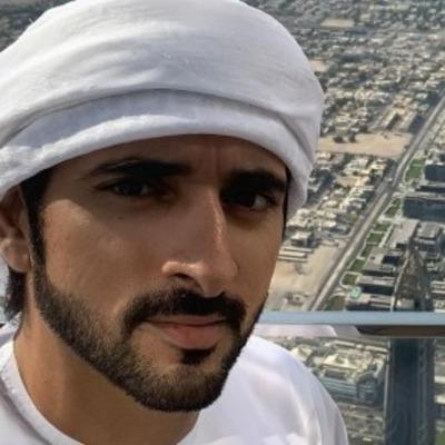 Наследный принц Дубая женился на двоюродной сестре