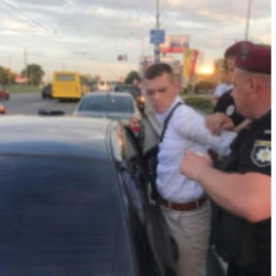 Cледователь Печерского управления полиции попался на взятке