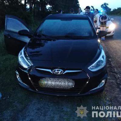 На Киевщине работник автомойки угнал машину клиента