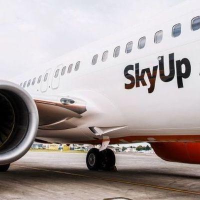 SkyUp открывает рейс Киев-Львов