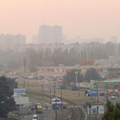 В нескольких районах Киева