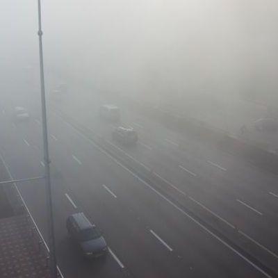 В Киеве высокий уровень загрязнения воздуха, прогнозы неутешительные