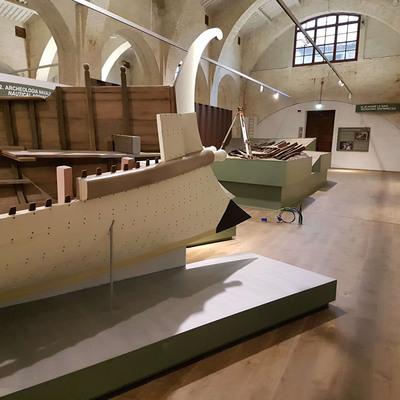 В Италии открылся музей древних затонувших кораблей