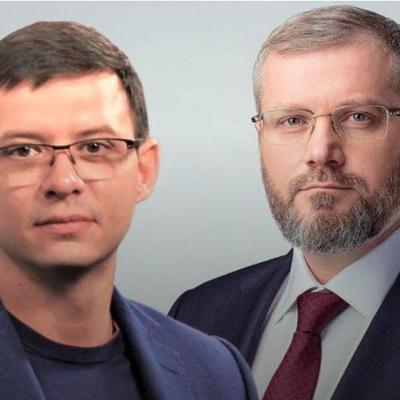 Мураев и Вилкул не смогут добиться мира, потому что они под санкциями РФ, – СМИ