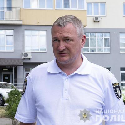 Во время гибели Тымчука в квартире находилась женщина