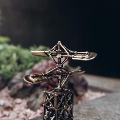 В столице появилась новая мини-скульптурка проекта «Шукай»