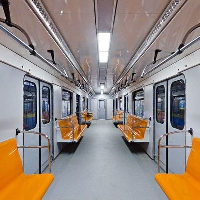 В киевском метро появятся вагоны с кондиционерами и бесплатным Wi-Fi