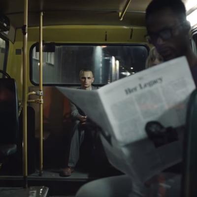 Британская группа сняла клип в Киеве (видео)