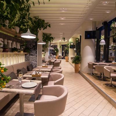 Киевский ресторан вошел в 50 лучших пиццерий мира