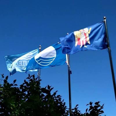 Восемь киевских пляжей получили международную награду «Голубой флаг» (список)