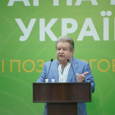Поплавский: Аграрная партия не даст украсть украинские земли иностранцам!