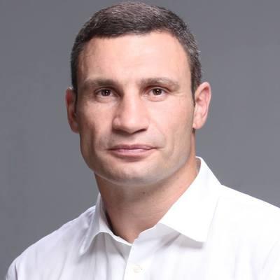 Мэр Киева поздравил украинцев с Днем Конституции
