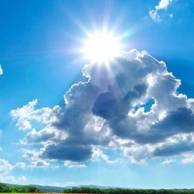 В ближайшие дни в Украине будет тепло и практически без осадков