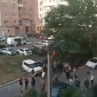 Под Киевом на съемках телешоу «Битва экстрасенсов» произошла стрельба (видео)