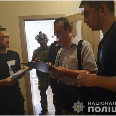 Полиция задержала киевлян, которые