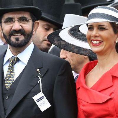 Шейх Дубая о сбежавшей супруге: