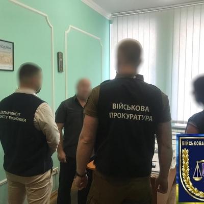 Руководитель департамента КГГА попался на взятке