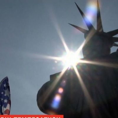 Аляску накрыла рекордная жара (видео)