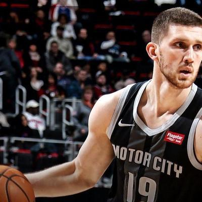 Украинский баскетболист стал лучшим игроком матча в Летней лиге НБА (видео)