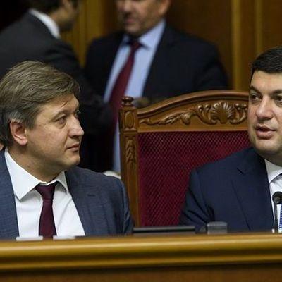 Александр Данилюк не исключает, что ему предложат занять пост премьер-министра Украины