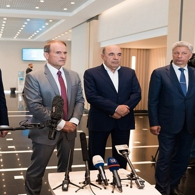 Лидеры  Оппозиционной Платформы – За Жизнь и Единой России обсудили скорейшее восстановление мира и снижение тарифов в Украине