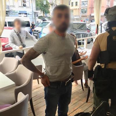 Полиция задержала в Киеве гражданина Турции, который находится в международном розыске