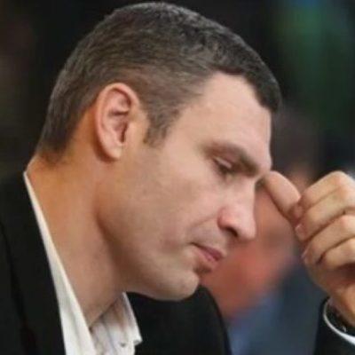Киевский городской голова Виталий Кличко написал обращение