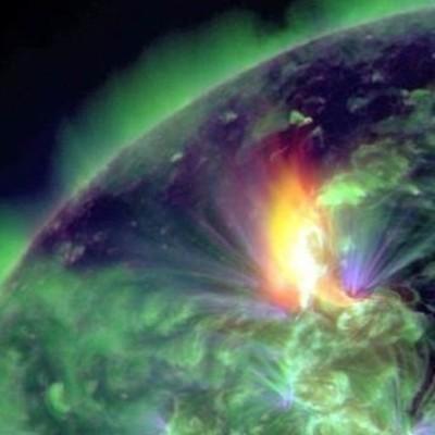 На Украину надвигается магнитная буря