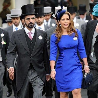 Принцесса Хайя могла сбежать от правителя Дубая из-за другого мужчины - СМИ (фото)