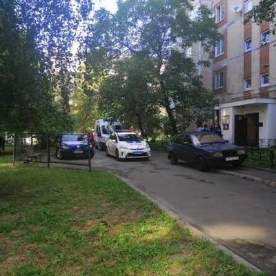 В Киеве нашли тело связанной и окровавленной женщины