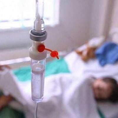 Отравление в Ровенской области: в больнице находятся 5 детей
