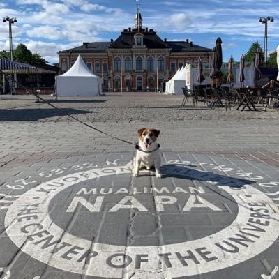 Финский город объявил себя «Центром Вселенной»