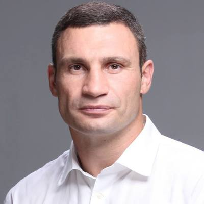 Украинцы доверили всю власть в стране одной политической силе, - Виталий Кличко