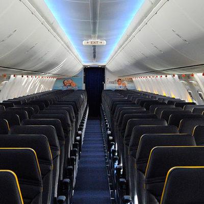 Ryanair распродает билеты из Киева на осенние авиарейсы от 10 евро