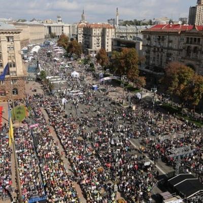 На Крещатике состоится Всеукраинский Праздник благодарения